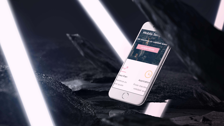 Anis - Multipurpose Mobile Template - 1