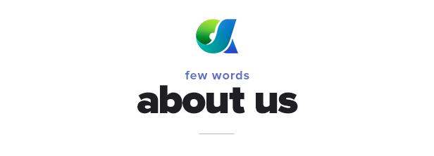 Few words about us