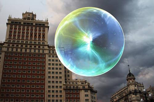 Green-orb-city