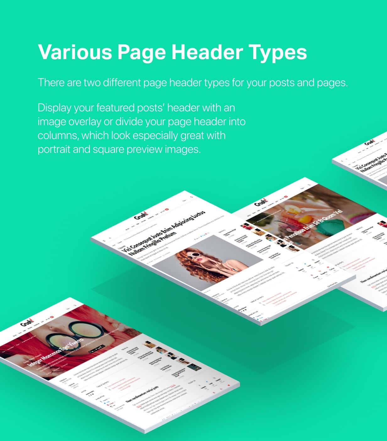 Spotlight - Feature-Packed News & Magazine WordPress Theme - 13