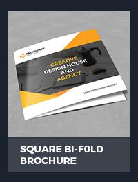 Square Brochure - 17