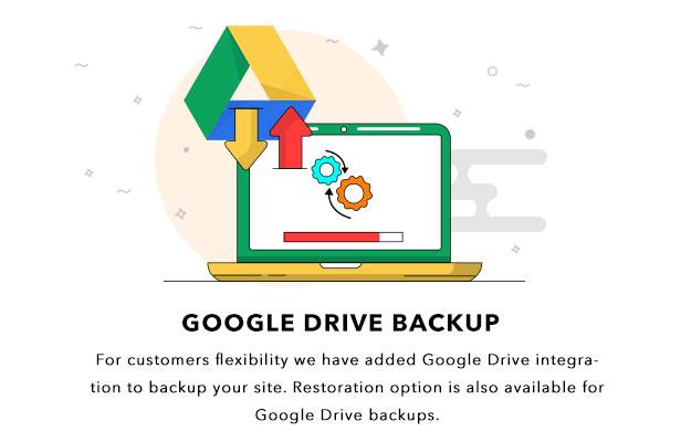 how to restore backup from google drive to pc