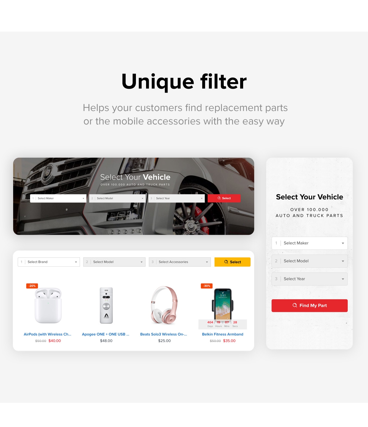 Flozen - WooCommerce AJAX WordPress Theme - 6