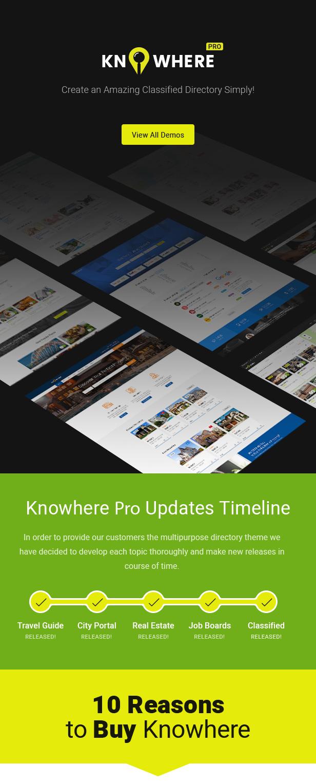 Knowhere Pro - 多用途分类目录WordPress主题 - 10