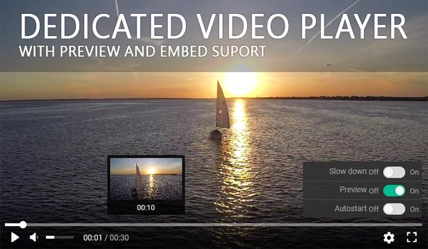 Avidi Media v3 - Premium Media Sharing Script (Photo, Video, Audio & Gifs) - 7