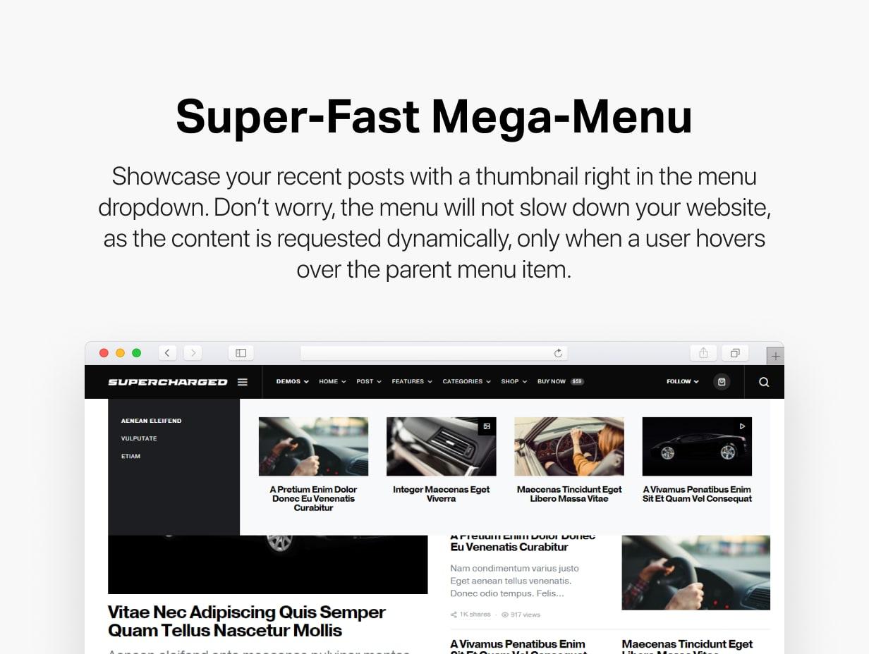Spotlight - Feature-Packed News & Magazine WordPress Theme - 18