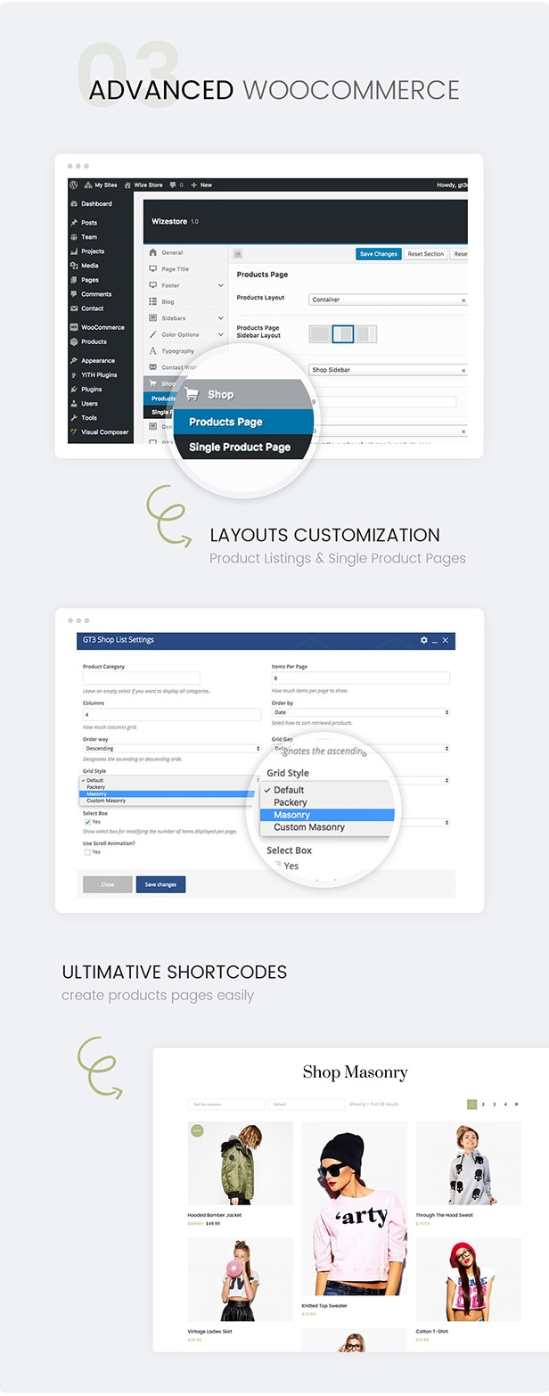 WizeStore - Multipurpose WooCommerce Shop - 10