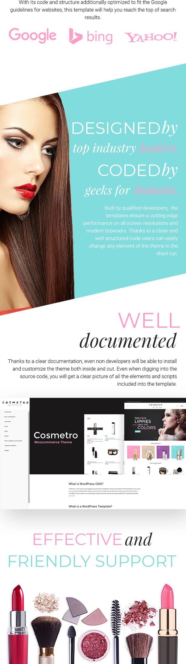 Cosmetro - Cosmetics Store Elementor WooCommerce Theme - 9