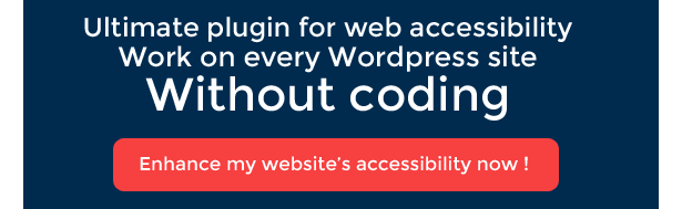 Watool for WP - the web accessibility toolbar - 1