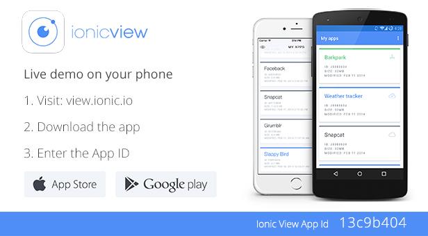 İyonik WooCommerce API - PhoneGap / Cordova Tam Hibrid App - 4