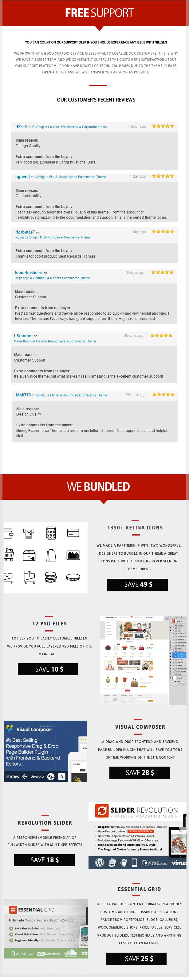 Nielsen - E-commerce WordPress Theme - 4