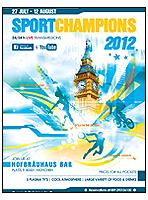 Football Championship Poster/Flyer - 6