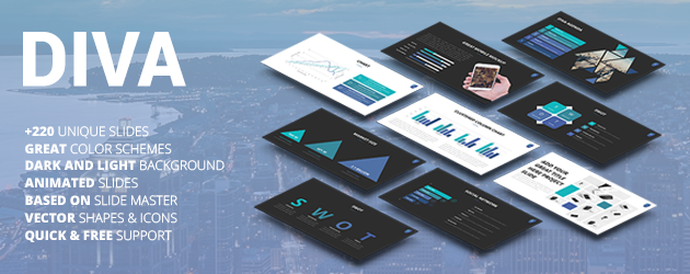 Investor - Business PowerPoint Presentation Template - 8