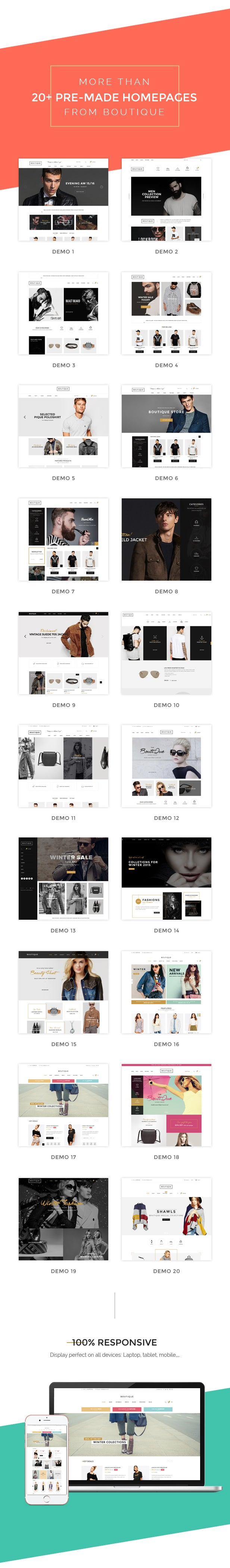 Boutique - Responsive Shopify Theme - 12
