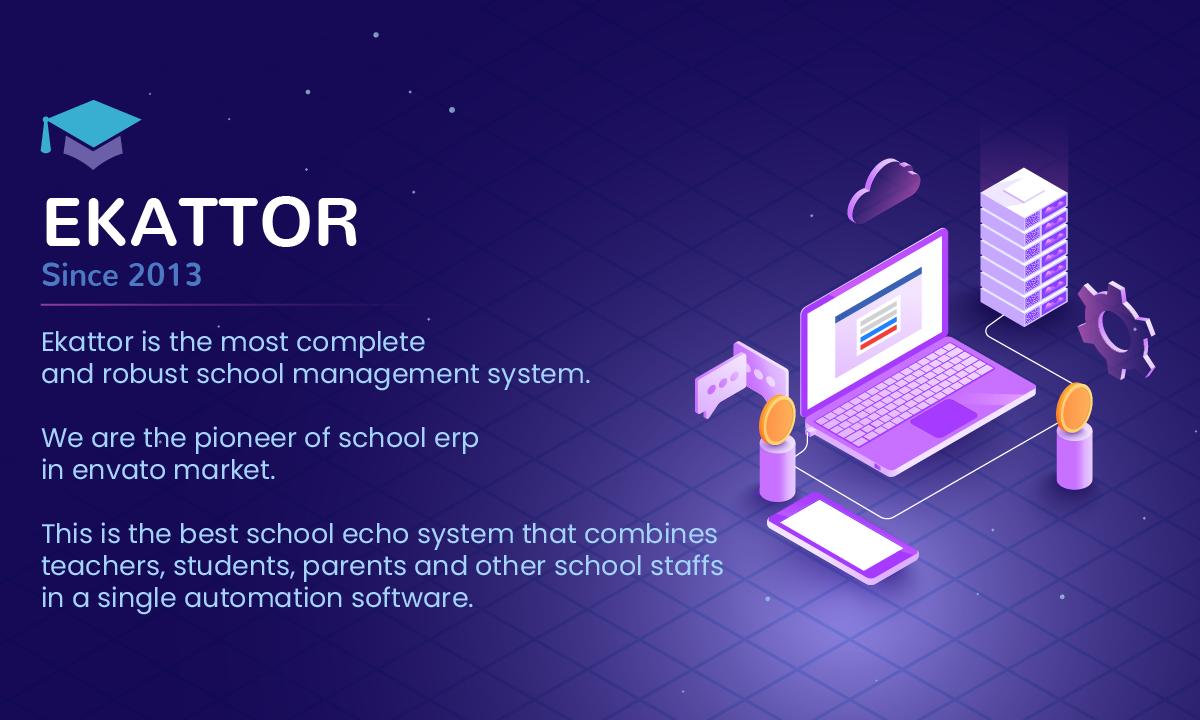Ekattor School Management System - 1