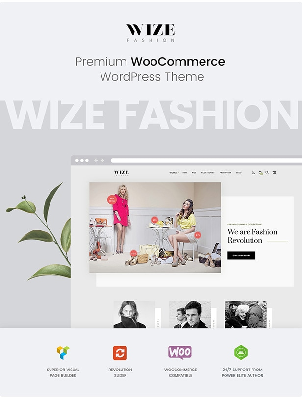 WizeStore - Multipurpose WooCommerce Shop - 3