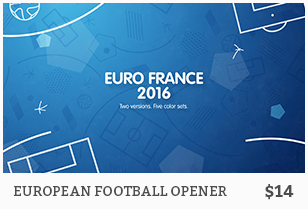 European Football (Soccer) Opener