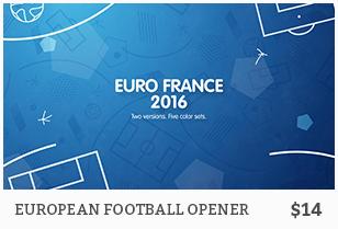 European Football (Soccer) Opener