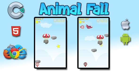 Happy Rabbits - HTML5 Mobile Game - 15