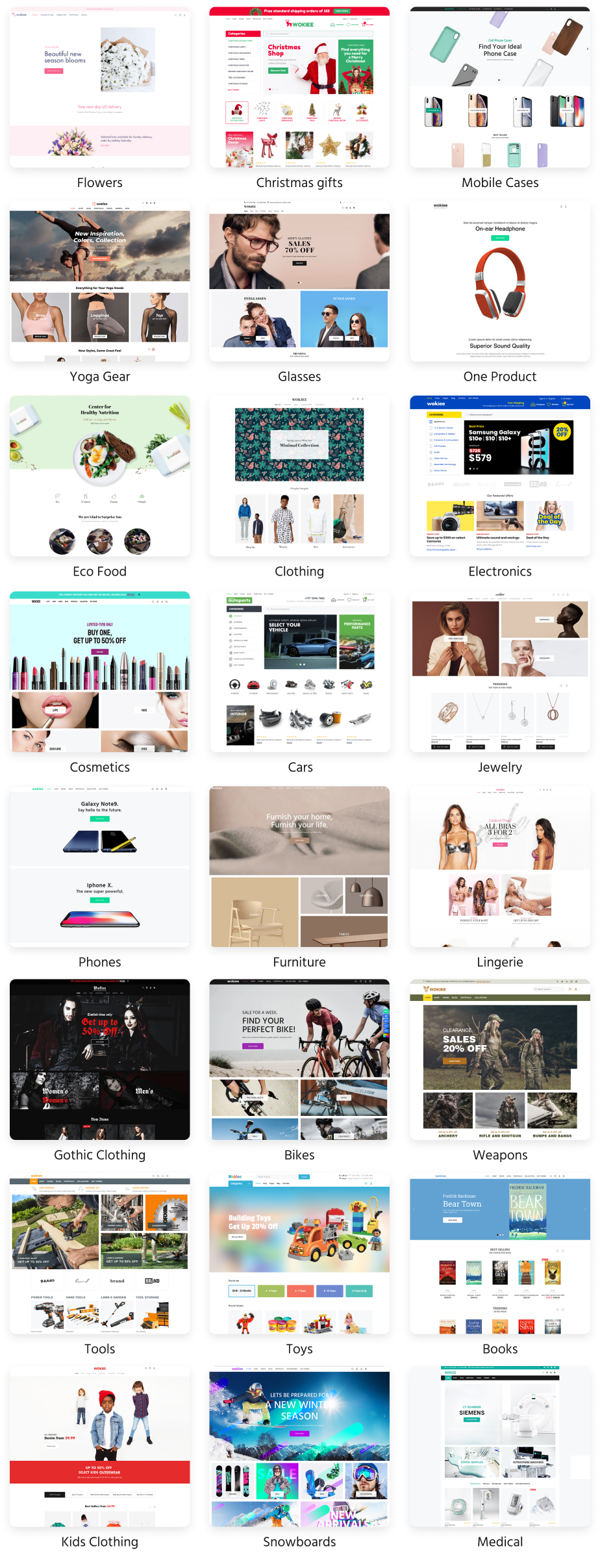 Wokiee - Multipurpose Shopify Theme - 22