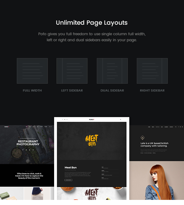 Pofo - Creative Agency, Corporate and Portfolio Multi-purpose Template - 16