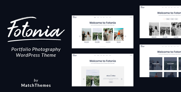 Visit Fotonia WP Theme