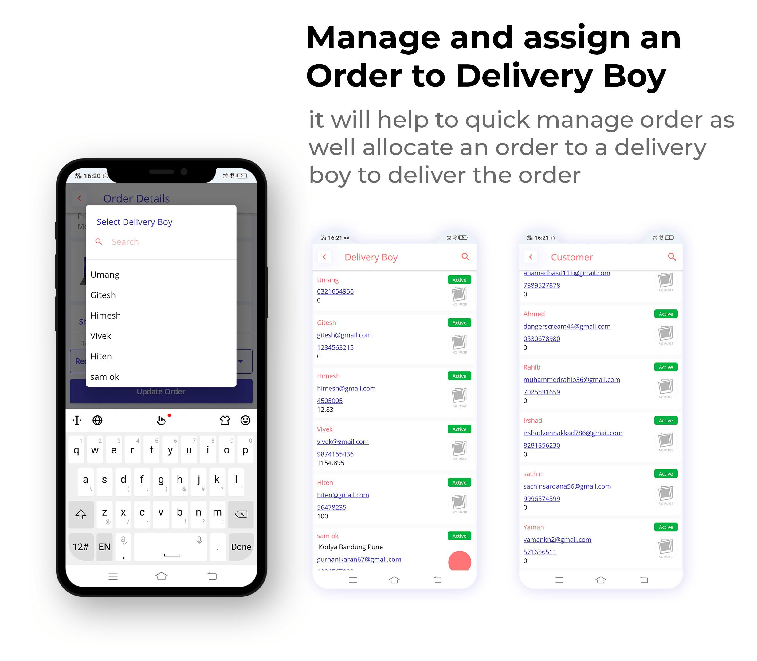eShop - Ecommerce Admin / Store Manager app - 7
