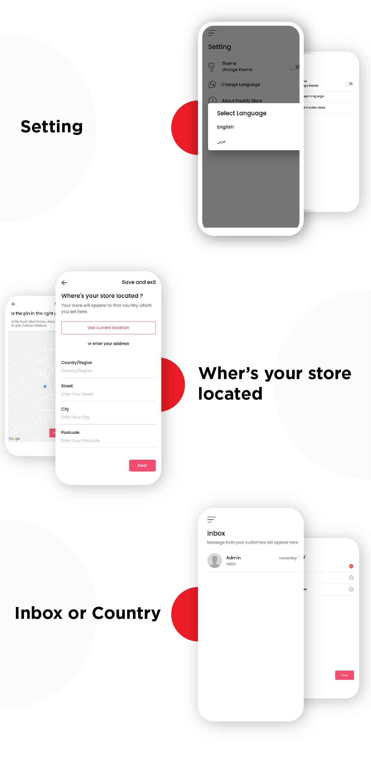 Freshly - Grocery Flutter App UIKIT Customer, Rider And Store All In One - 5