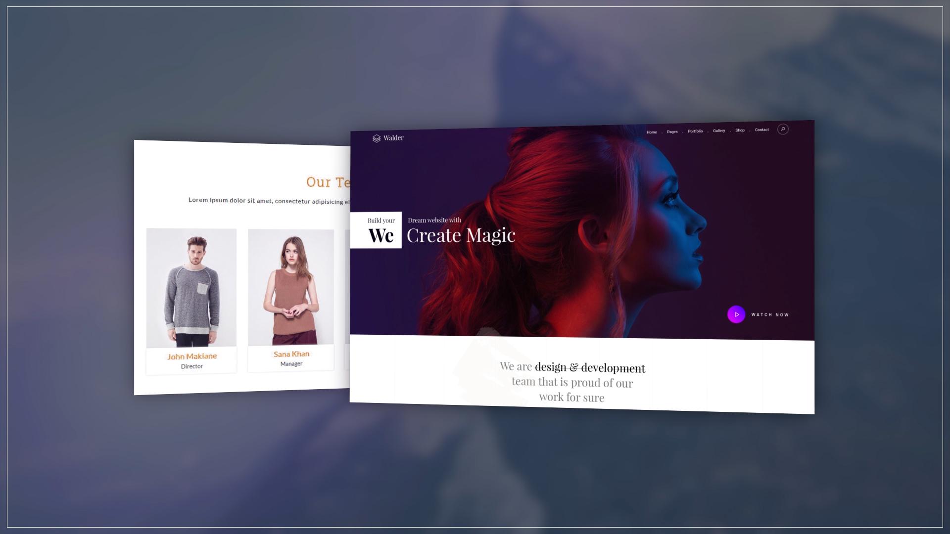 Soft Website Promo - 8