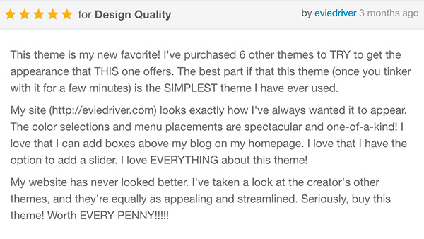 Odyssey - Personal WordPress Blog Theme - 5