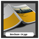 Minion Brochure Templates - 34