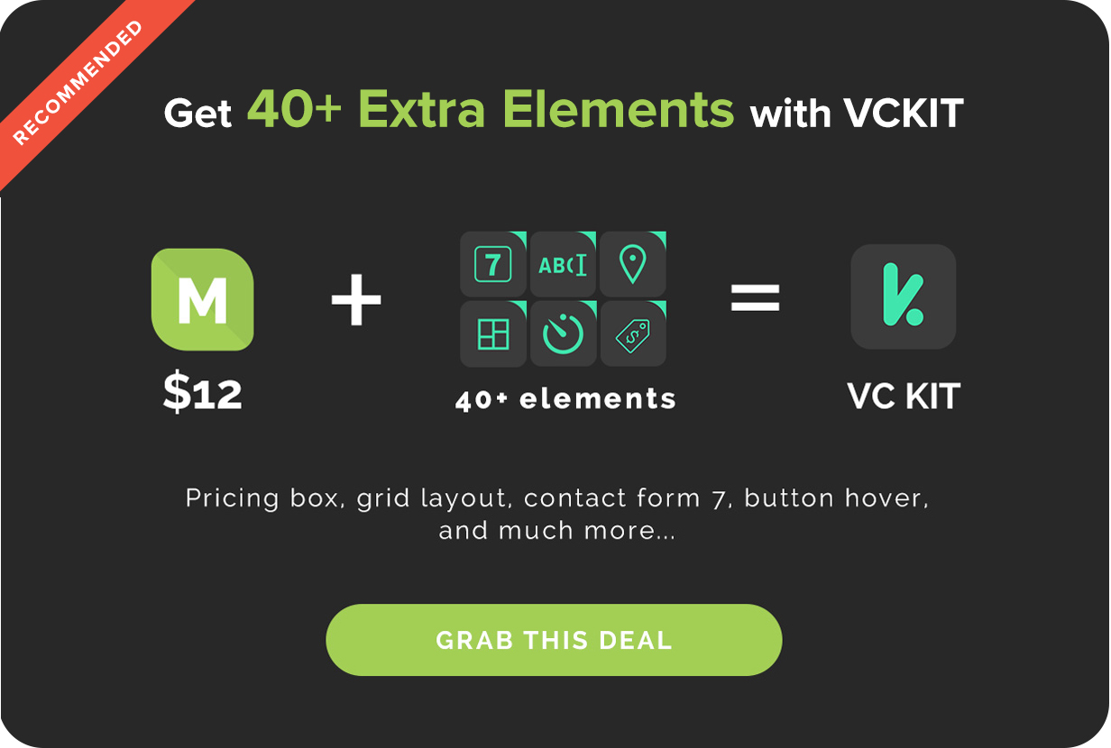 Marvelous Hover Effects | Visual Composer Add-ons - 1