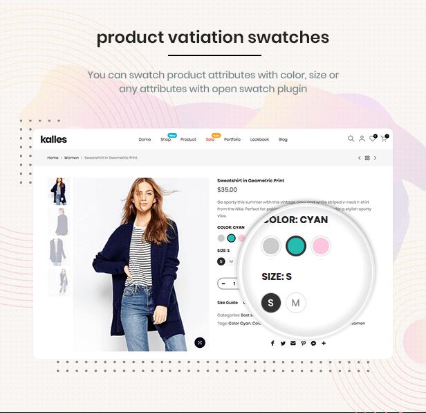 Kalles - Clean, Versatile, Responsive Shopify Theme - RTL support - 17