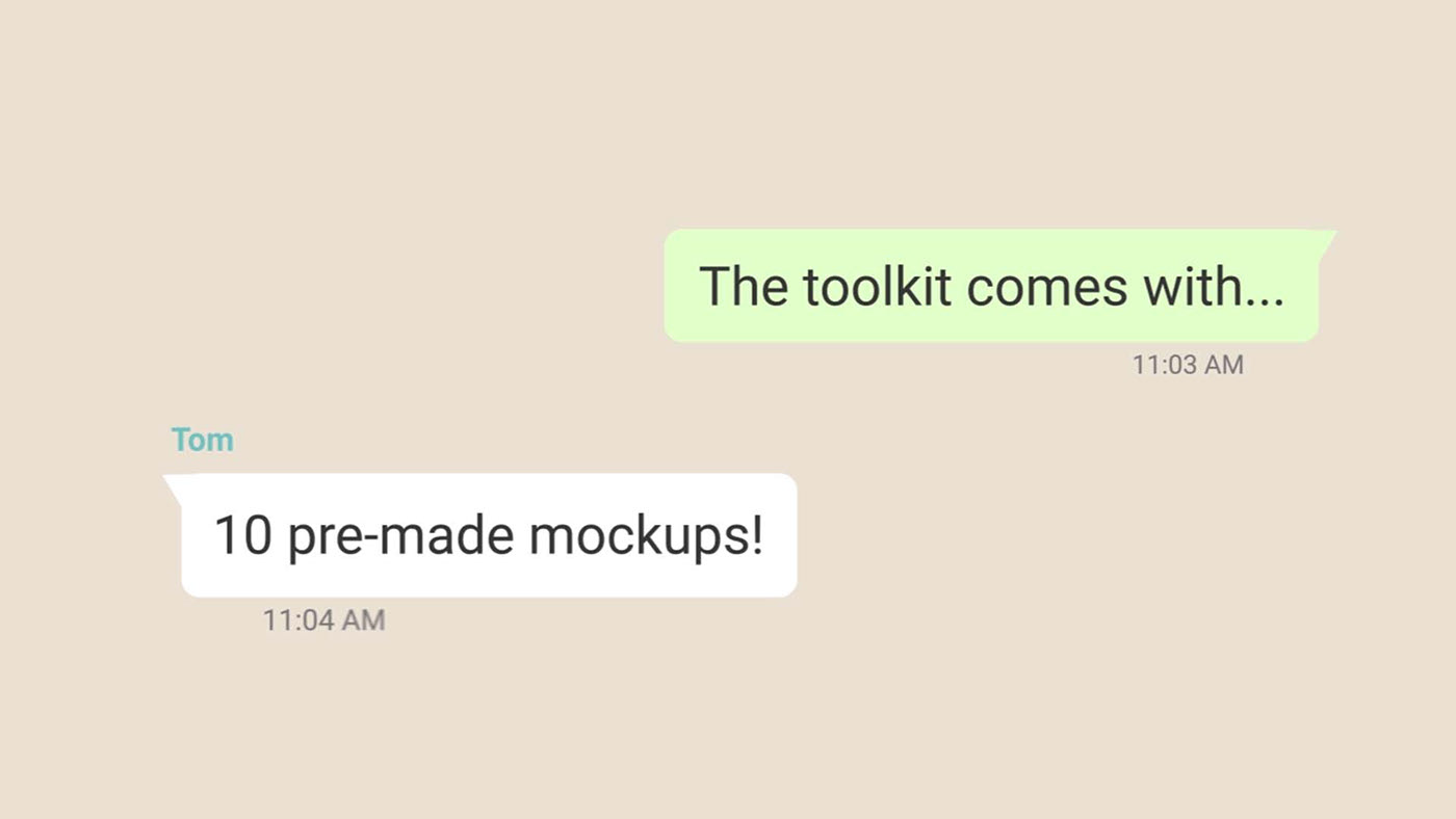 Text Messages Toolkit - 12