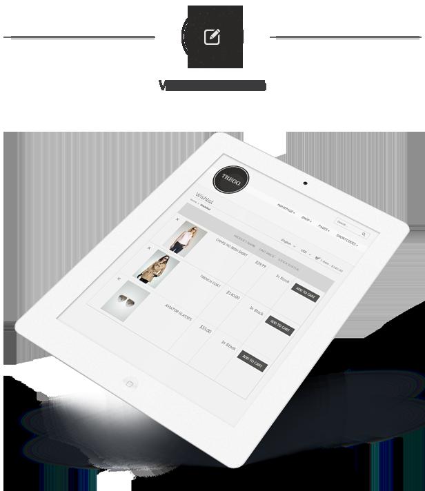 Trego - Premium Responsive Zencart Theme - 8
