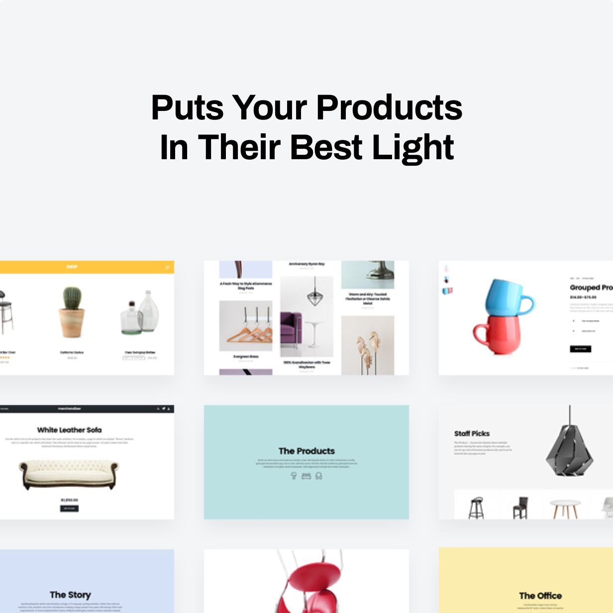 Merchandiser - Modern, Clean Online Store Theme for WooCommerce - 4