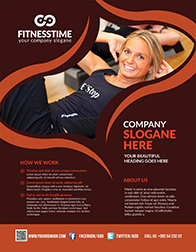 Ultimate Business Flyer  - 4
