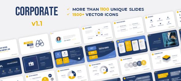 VIVID 2021 - Professional PowerPoint Presentation Template - 13