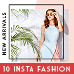 Instagram Fashion Banner Bundle - 23