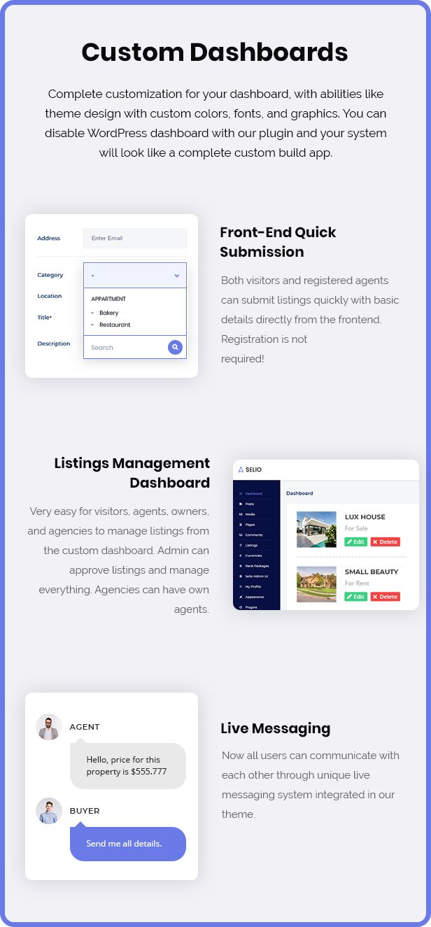 Selio - Real Estate Directory - 2