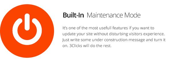 3Clicks | Responsive Multi-Purpose WordPress Theme - 13