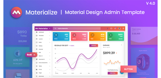 materialize-material-design-admin-template