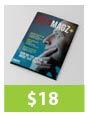 InDesign Magazine Templates - 4