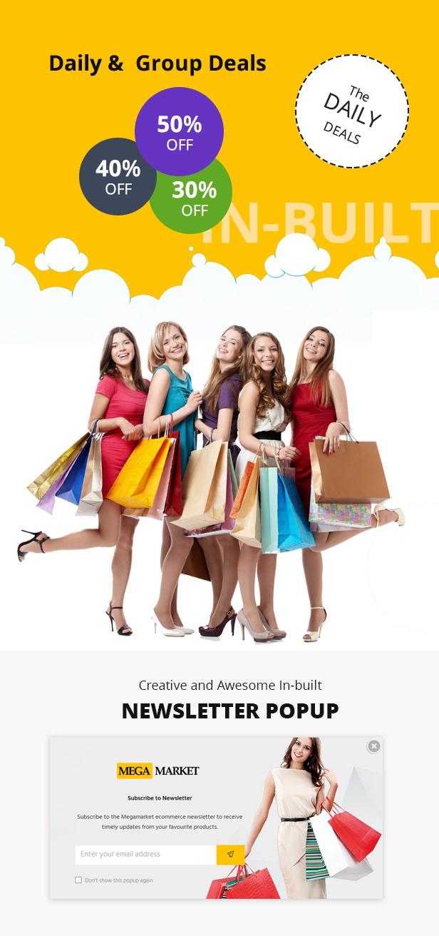 MegaMarket – Premium Responsive Magento Theme - 5