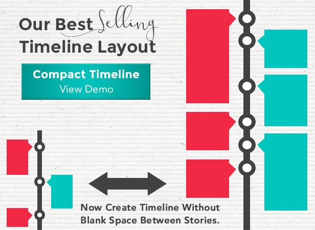 Cool Timeline Pro - WordPress Timeline Plugin - 5