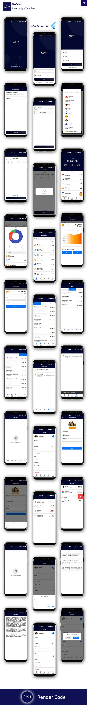 StunningKit - Biggest Flutter App Template Kit (15 App Template) - 8