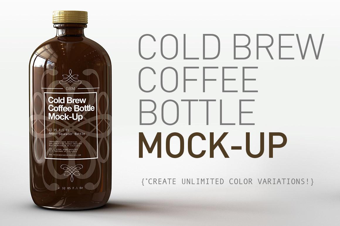 Squealer Bottle Mock-Up