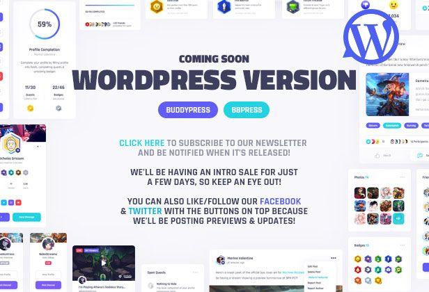Vikinger - Social Network and Marketplace PSD Template - 9