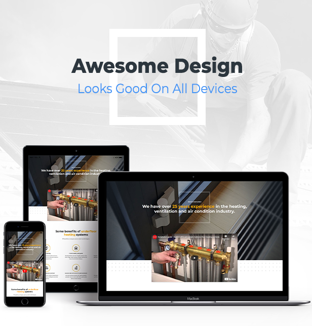 ProHauz – Handyman, Plumber, HVAC Services WordPress Theme - 6