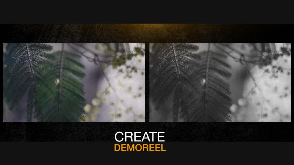 Production Demo Reel - 10